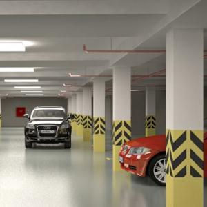 Автостоянки, паркинги Бакала