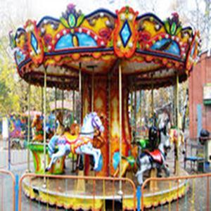 Парки культуры и отдыха Бакала