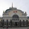 Железнодорожные вокзалы в Бакале